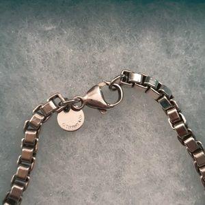 Tiffany & Co. Jewelry - Tiffany & Co. Venetian Link Bracelet 7.5 Inch